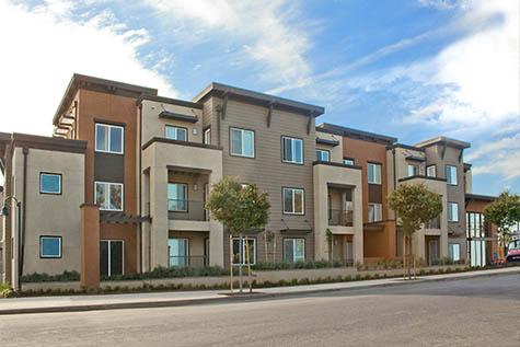 Brookwood Terrace Family Apartments, San Jose, CA